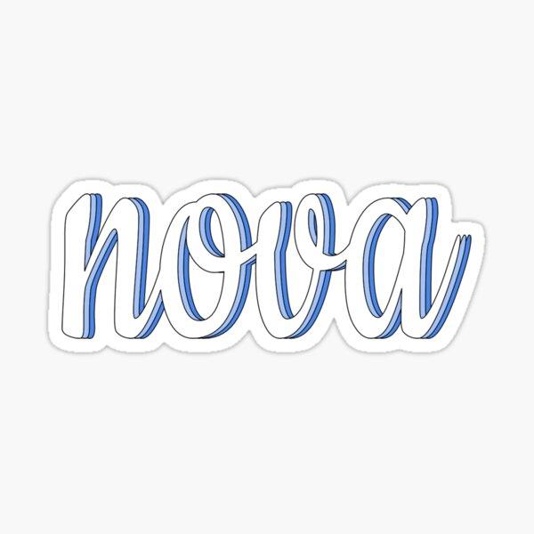 Nova Nation Sticker