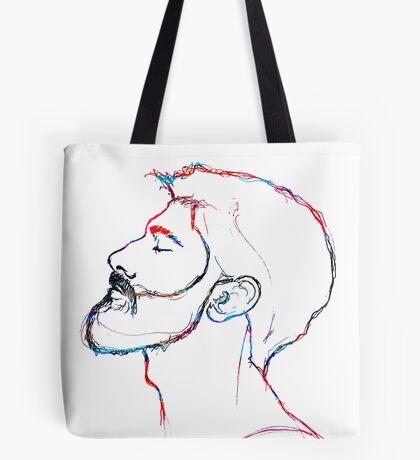 BAANTAL / Hominis / Faces #5 Tote Bag