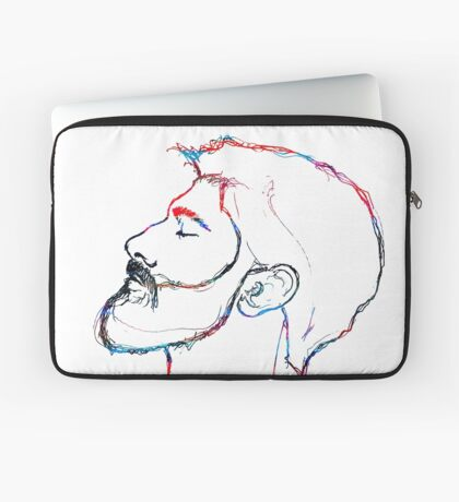 BAANTAL / Hominis / Faces #5 Laptop Sleeve