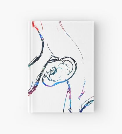 BAANTAL / Hominis / Faces #5 Hardcover Journal