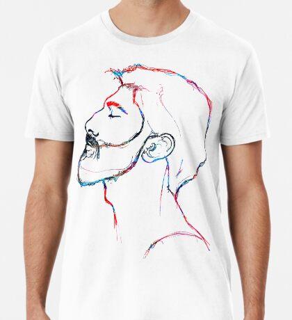 BAANTAL / Hominis / Faces #5 Premium T-Shirt