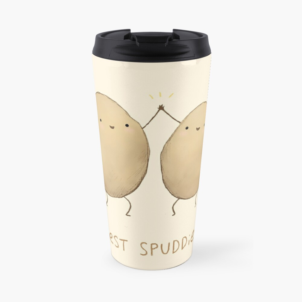 Best Spuddies Travel Mug