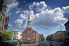 Ferry St, Newark New Jersey by Yuri Lev