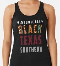 Texas Southern HBCU Women's Tank Top