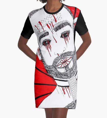 BAANTAL / Hominis / Faces #6 Graphic T-Shirt Dress