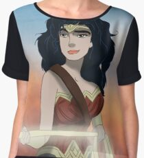 Blusa Mujer Maravilla