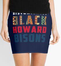 Howard HBCU Mini Skirt