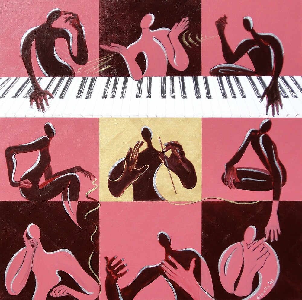 Music Therapy by Giselle Luske