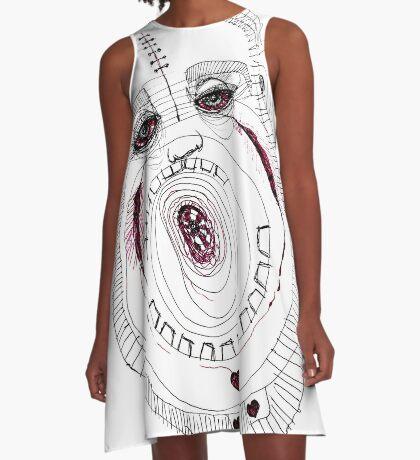 BAANTAL / Hominis / Faces #8 A-Line Dress