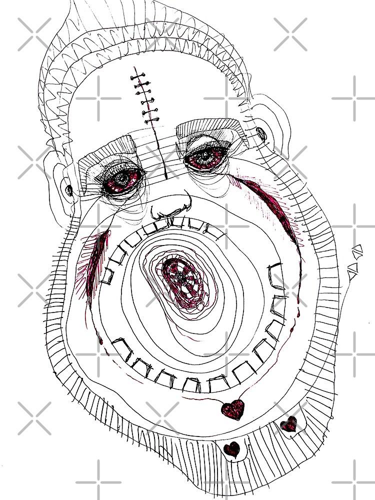 BAANTAL / Hominis / Faces #8 by ManzardCafe