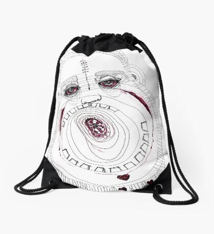BAANTAL / Hominis / Faces #8 Drawstring Bag