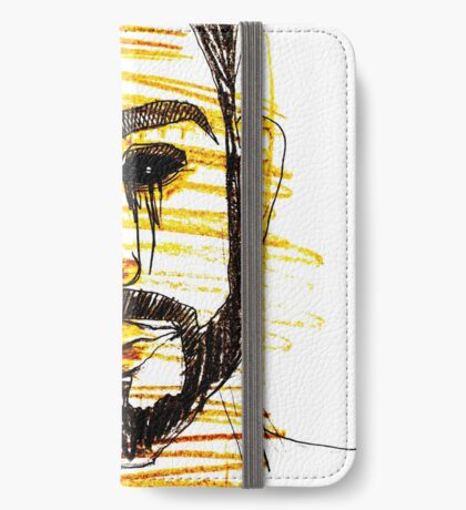 BAANTAL / Hominis / Faces #10 iPhone Wallet