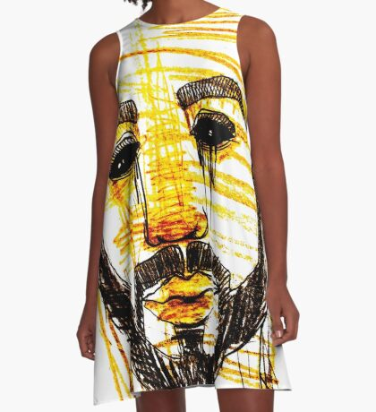 BAANTAL / Hominis / Faces #10 A-Line Dress