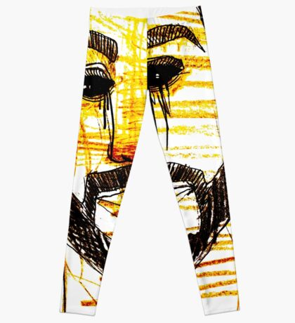 BAANTAL / Hominis / Faces #10 Leggings