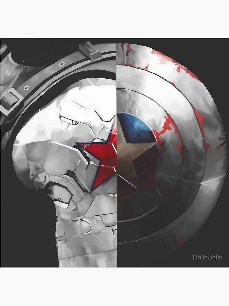 Marvel The Avengers Winter Soldier Stucky Captain America Photo Post cards N