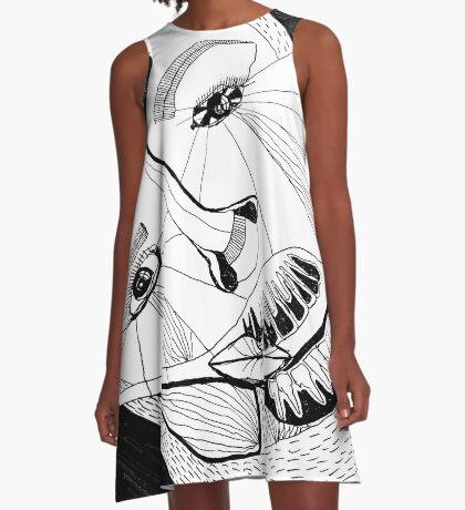 BAANTAL / Hominis ! Faces #12 A-Line Dress