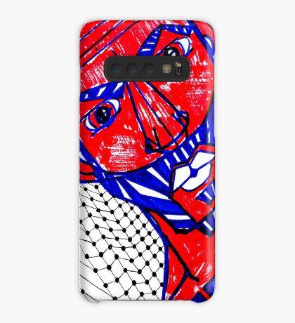 BAANTAL / Hominis / Faces #13 Case/Skin for Samsung Galaxy