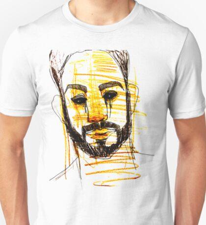 BAANTAL / Hominis / Faces #10 T-Shirt