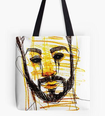 BAANTAL / Hominis / Faces #10 Tote Bag