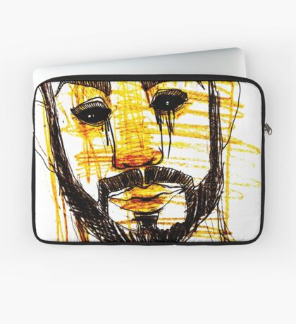 BAANTAL / Hominis / Faces #10 Laptop Sleeve