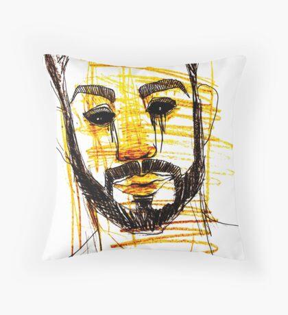 BAANTAL / Hominis / Faces #10 Floor Pillow