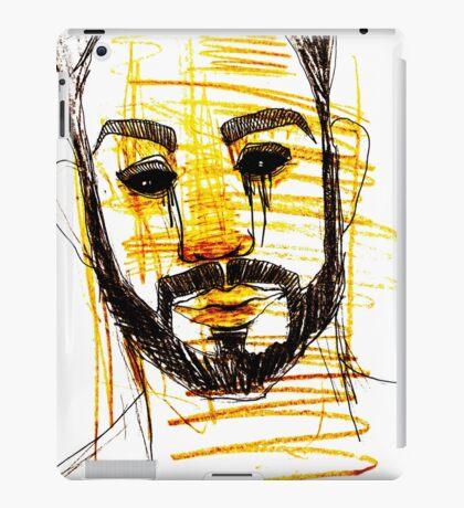 BAANTAL / Hominis / Faces #10 iPad Case/Skin