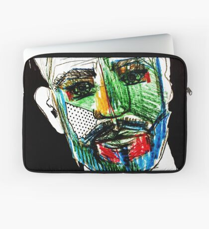 BAANTAL / Hominis / Faces #9 Laptop Sleeve