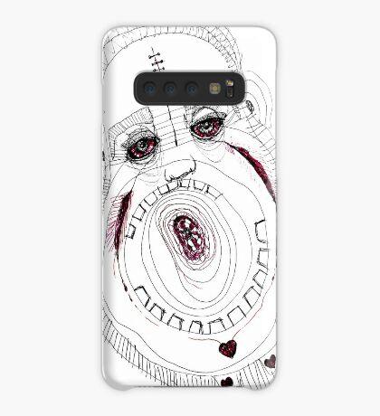BAANTAL / Hominis / Faces #8 Case/Skin for Samsung Galaxy