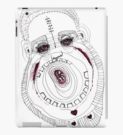 BAANTAL / Hominis / Faces #8 iPad Case/Skin