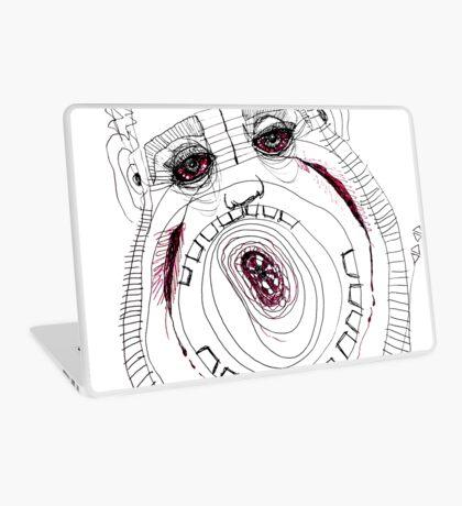 BAANTAL / Hominis / Faces #8 Laptop Skin