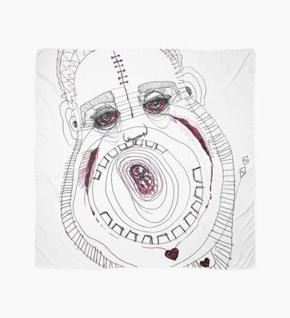 BAANTAL / Hominis / Faces #8 Scarf
