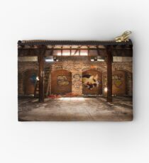 Abandoned Mittagong Maltings Studio Pouch