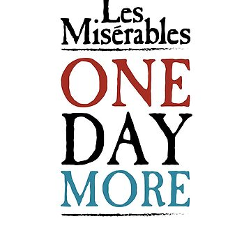Les Miserables - One Day More by santosblanco