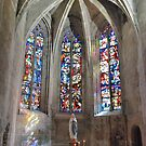 The Saint Sauveur Basilica by Lanis Rossi