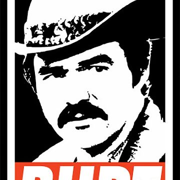 Burt Reynolds Tribute by PotatoGear