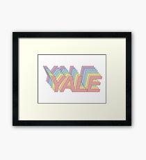Yale Framed Print