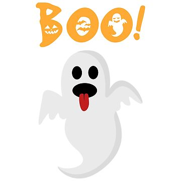 Halloween ghost Ghost Boo Ghost by Shirt-Expert