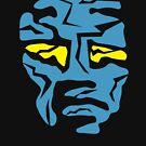Halloween Monster Ghost by jazzworldquest