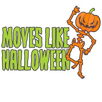 Halloween pumpkin monster by Shirt-Expert