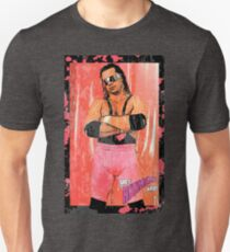 The Hitman, Bret Hart Unisex T-Shirt