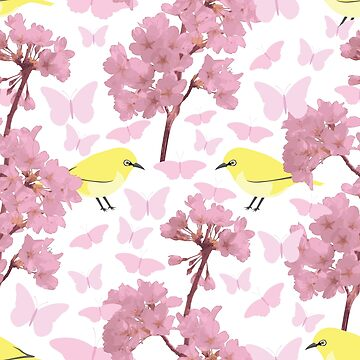 Blossom Bird by Fangpunk