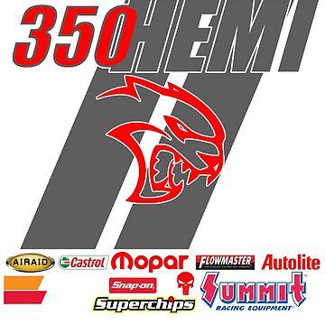 350 HEMI Hellcat by wjburtt