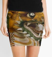 Into the Belly of the Dragon Boat Mini Skirt