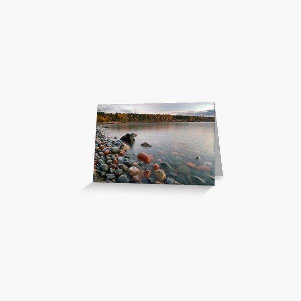 Red Rocks. Greeting Card