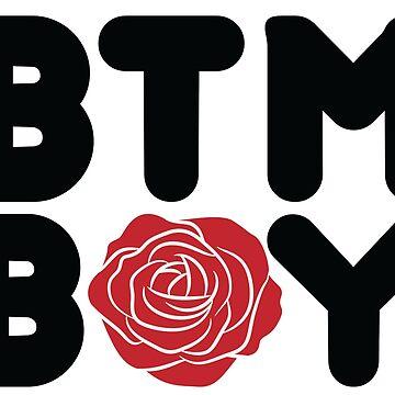 BTM Boy by lazarusheart