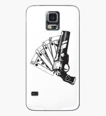 Ace of Spades Case/Skin for Samsung Galaxy