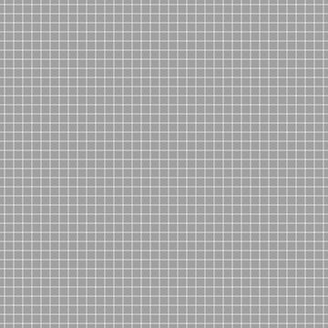 Grey Grid White Line by jumpercat