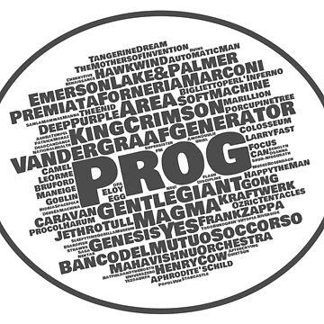 Progressive Rock by dsm9901