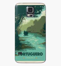 Tortuguero, Costa RIca Case/Skin for Samsung Galaxy