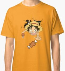 Luffy (One piece) Classic T-Shirt